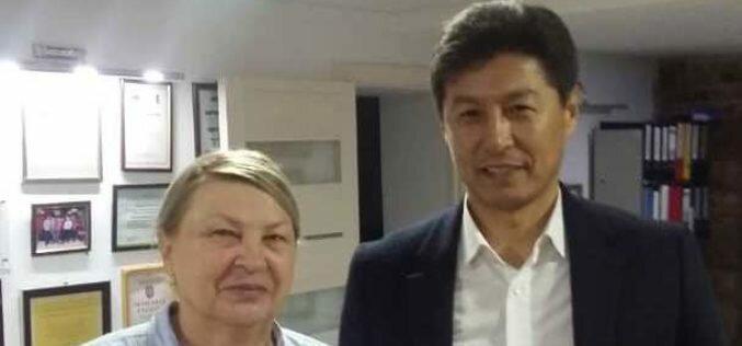 Ассоциация «Замандаш» и Ресурсный центр для пожилых будут сотрудничать в области миграционной политики