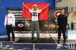 В Сочи кыргызстанцы завоевали 6 медалей в Чемпионате мира по панкратиону