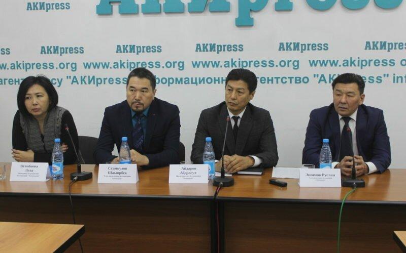 Ассоциация «Замандаш» жалуется, что ее путают с одноименной партией