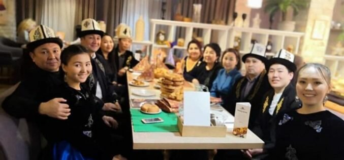 Кыргызы в Якутске участвовали в фестивале плова