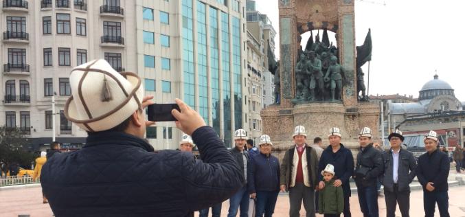 Кыргызские мигранты хотят работать на родине
