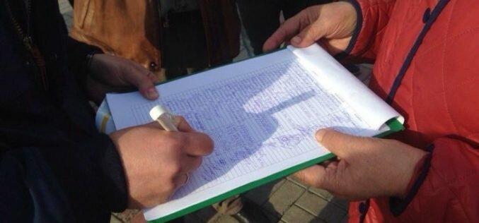 Ассоциация «Замандаш» не имеет отношения к сбору подписей