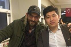 Кыргыз студент Түркияда фильм тартат
