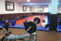 Базар-Коргондо мигранттар спорт зал ачышты