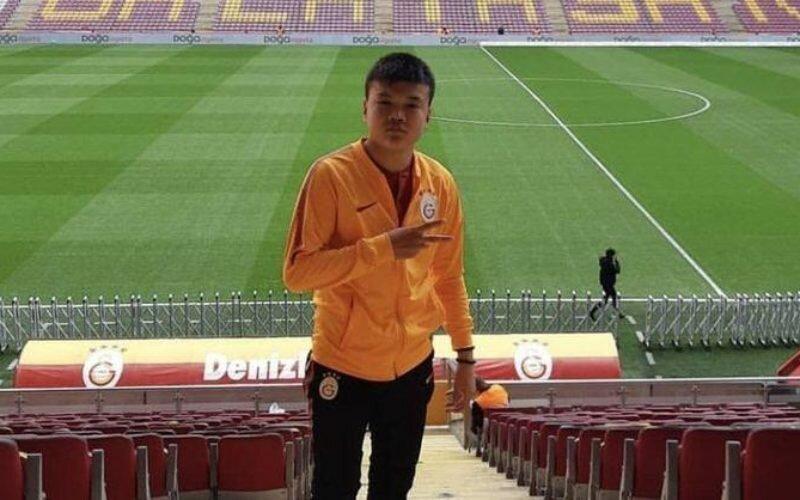 Түркиялык клубда ойногон 13 жаштагы кыргыз футболчу пенальтини атайылап дарбазадан сыртка тепти