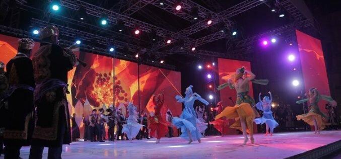 В Саудовской Аравии впервые успешно прошёл этнофестиваль«Вселенная Кочевников»