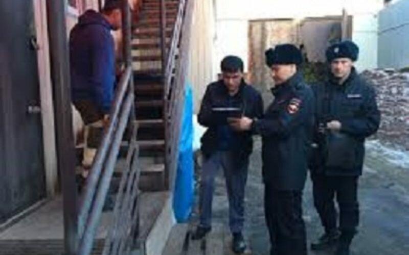 В Якутске проводят рейды против нелегальных мигрантов, выдворены 20 человек