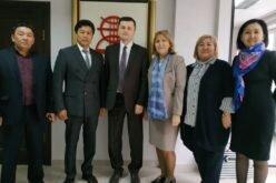 Руководство ассоциации «Замандаш» провело встречу с делегацией Тюменской области России