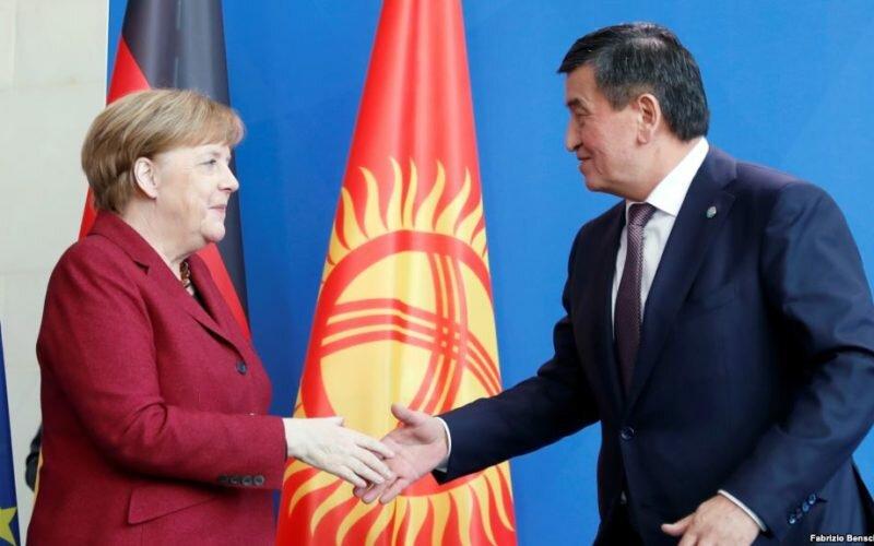 Кыргызстандык өндүрүшчүлөр Германиядан 17 жарым млн. еврого жабдык сатып алат