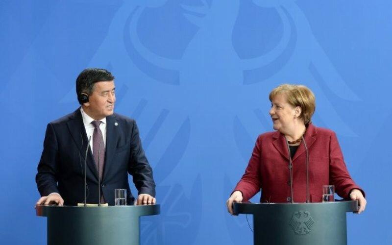 Кыргыз-герман бизнес форумунда 1 млрд. еврого келишим түзүлдү