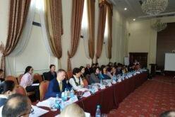 Бишкекте Кыргызстан, Россия жана Армения эксперттеринин катышуусунда миграция боюнча форум болуп жатат