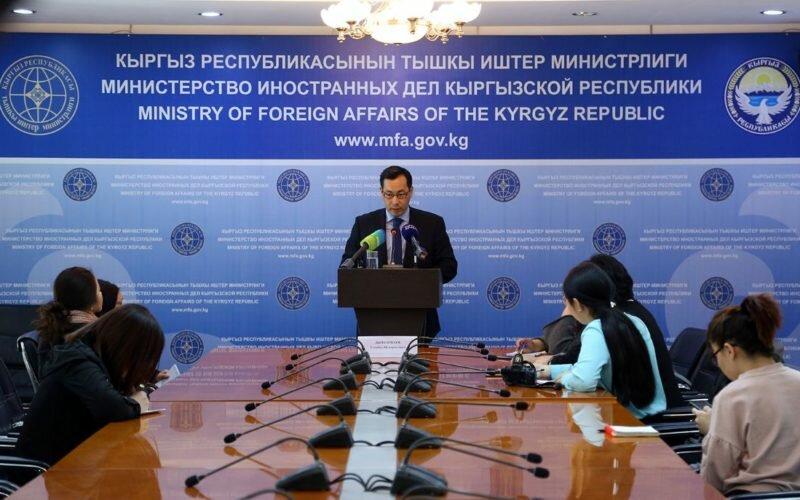 Киевде болгон жардырууга кыргыз жаранынын тиешеси жок