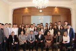 А.Джекшенкулов провел встречу с студентами и активистами Союза Кыргызстанской молодежи в Москве