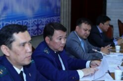 Генпрокурор КР: 1782 кыргызстанцев находятся в зарубежных тюрьмах