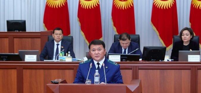Из иностранных тюрем 124 граждан КР экстрадированы для отбывания наказания в Кыргызстане