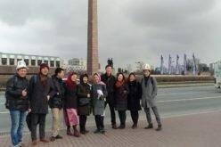 Санкт-Петербургда кыргыз-орус жаштары маданий кече өткөрүштү