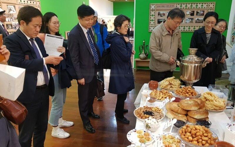В Сеуле проходит неделя кыргызской культуры
