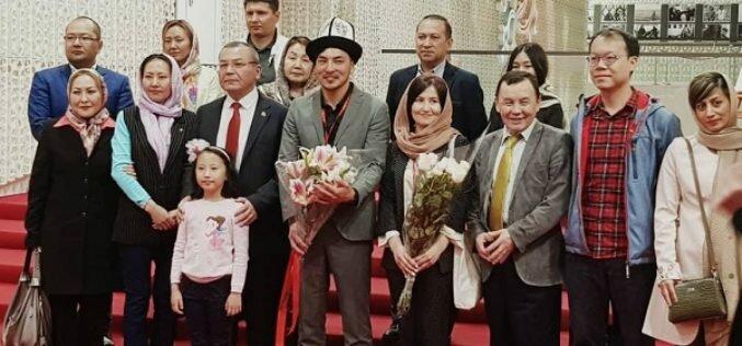 Иранской аудитории показали фильм о древней жизни кыргызского народа