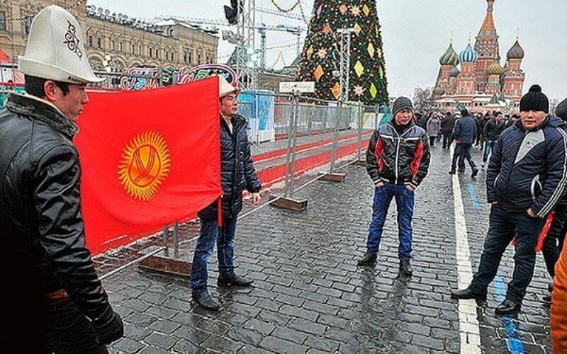 Как кыргызы зарабатывают в России