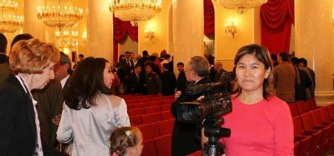 Мадина Жапарова о мигрантах в Москве, тоях без родителей и первом президенте