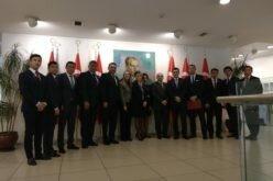 Обсуждены облегчения трудовой деятельности граждан Кыргызстана и Турции