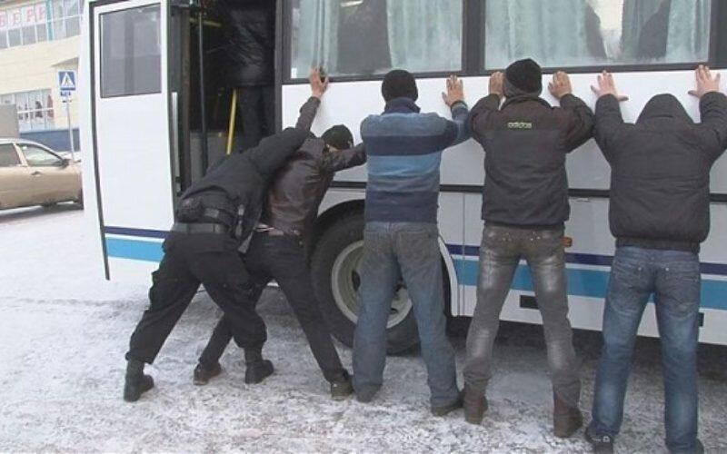 В Мурманской области раскрыто крупнейшее дело о незаконной миграции