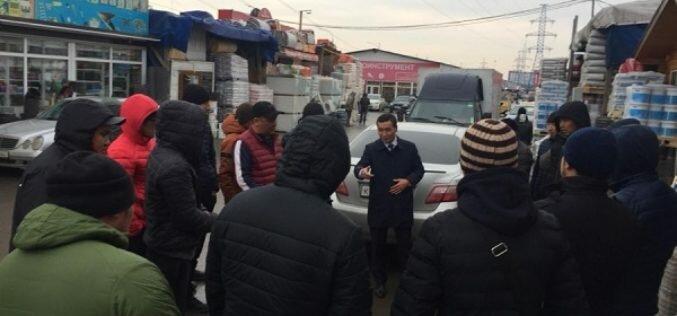 Представительство МВД КР в России разъясняют соотечественникам правила «миграционной амнистии»