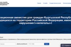 Миграционная амнистия в РФ — на каком сайте можно проверить свой статус