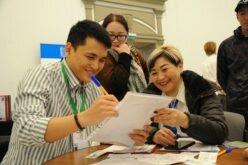 От тракториста до экономиста: как прошла первая ярмарка вакансий для мигрантов в Москве