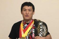 Кыргызстандык Алмаматов АКШдагы жиу-житсу турниринде чемпион болду