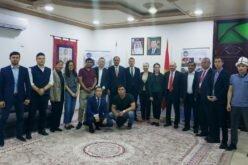 ТИМ министр орунбасары Н. Ниязалиев Катардагы кыргызстандыктар менен жолугушту