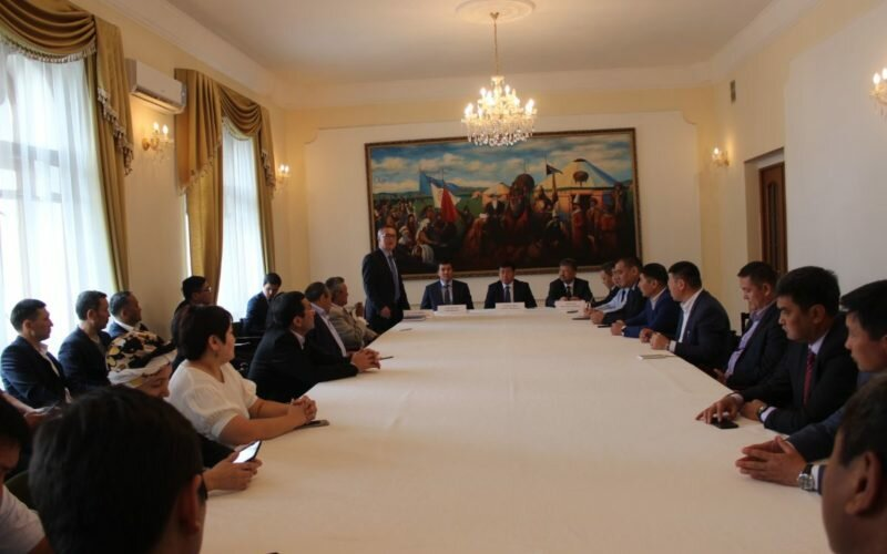 Москва шаарында «Күнөстүү Кыргызстан Ысык-Көл 2019» туристтик форуму өттү