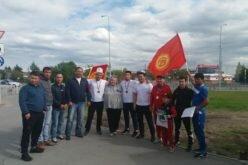 Тюмендеги кыргыздар – мыкты спортчулар