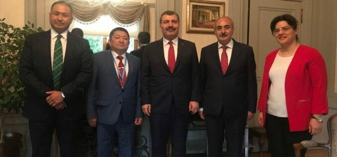 Эми Түркияда мурдагыдай 100 эмес, 150 кыргызстандык акысыз дарыланмакчы