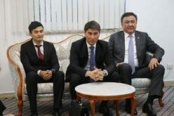 ТИМ министри Түркиядагы мекендештер менен жолугушту