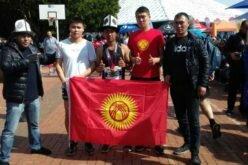 Түркияда ордун тапкан кыргыз спортчулары