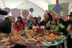 Нур-Султан шаарында 1-май майрамы мыкты белгиленди