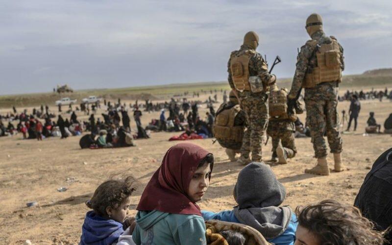 Кыргызстанских детей, находящихся в Ираке, вернут.