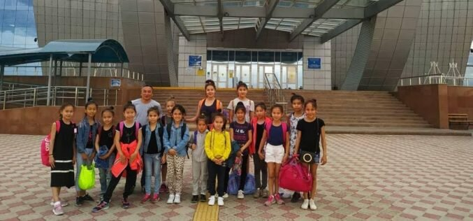 Кыргызстандын жаш гимнасттары эл аралык турнирде 14 медаль утту