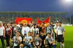 Кыргызстандык маданият өкүлдөрү Москвада футболдук чемпионатка катышып жатышат