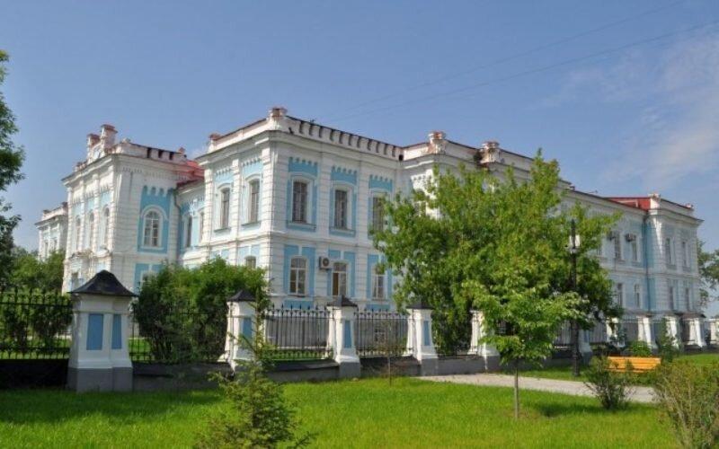 Государственный аграрный университет Северного Зауралья