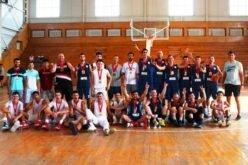 Команда из Кыргызстана стала второй  по баскетболу.
