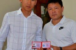 Кыргызстанский триатлет выиграл международную гонку Ironman и получил звание мастера спорт КР