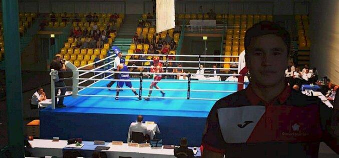 Кыргызстанский боксер завоевал бронзу на турнире в Германии