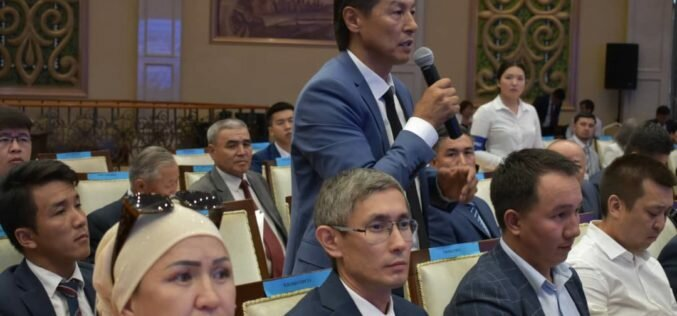 1-2 августа прошел Совет по связям с соотечественниками  при Президенте КР