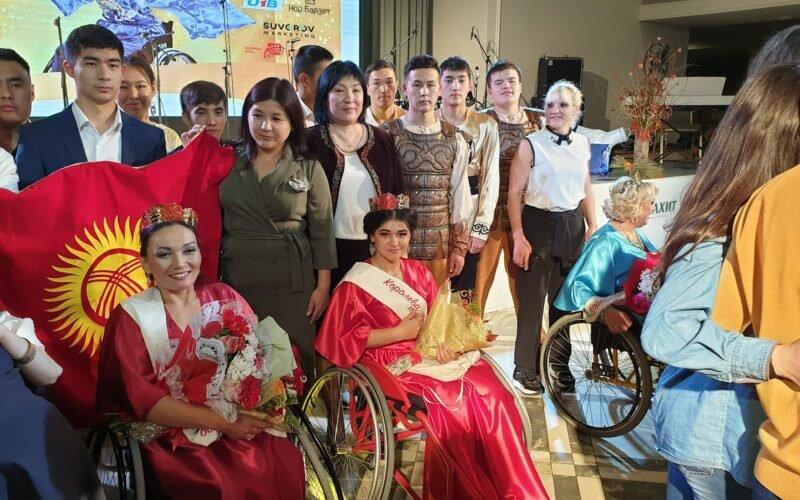 В Челябинске прошел конкурс красоты»Рожденная побеждать» для девушек с ограниченными возможностями.