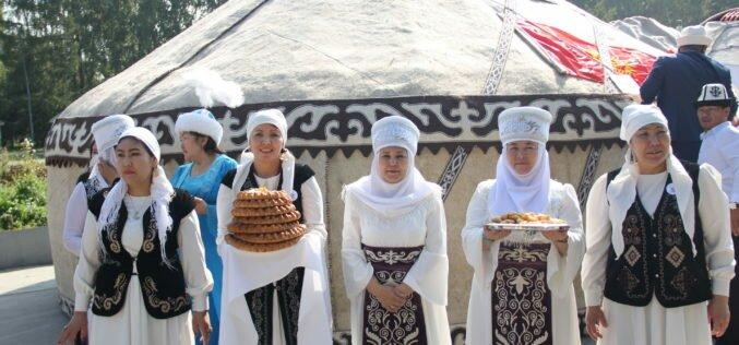 В Москве отметили День независимости Кыргызстана.