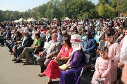 Как парк в Москве превратился в мини-Кыргызстан