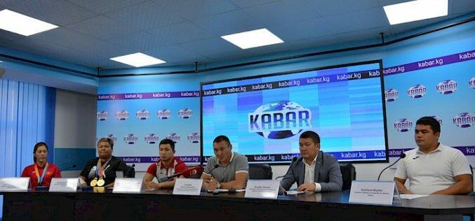 Кыргызстанцы блеснули на Всемирных играх боевых искусств в Корее
