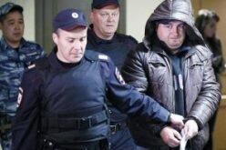 В Москве полицейский взял взятку у кыргызстанца и обстрелял коллег